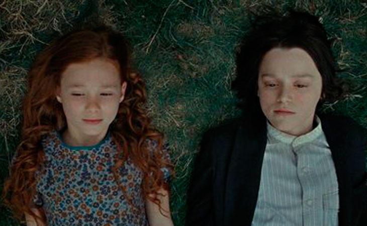Severus y Lily