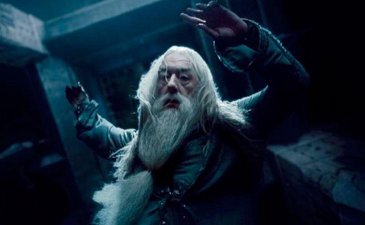 Para salvar el alma de Draco debe ser Snape quien mate a Dumbledor