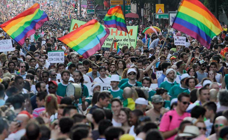 Las víctimas por violencia homófoba no disminuyen