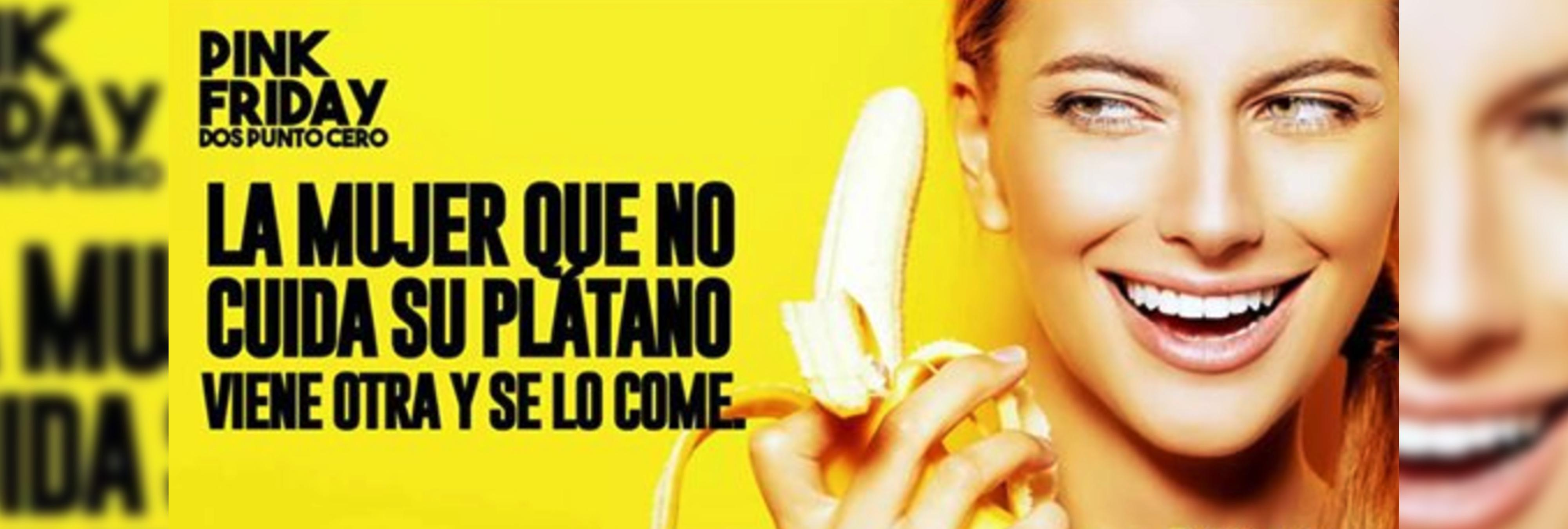 Una discoteca de Murcia desata la polémica con un anuncio machista