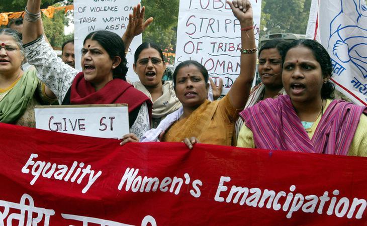Por la emancipación de la mujer