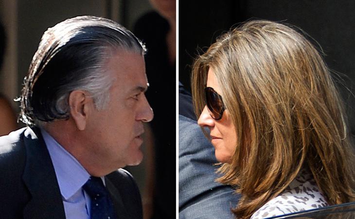 Bárcenas ha intentado desvincular a su esposa, Rosalía Iglesias, de sus negocios