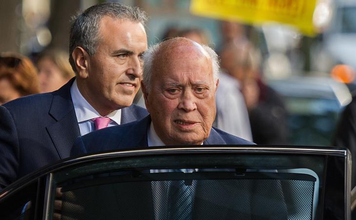 El extesorero del PP, Álvaro Lapuerta