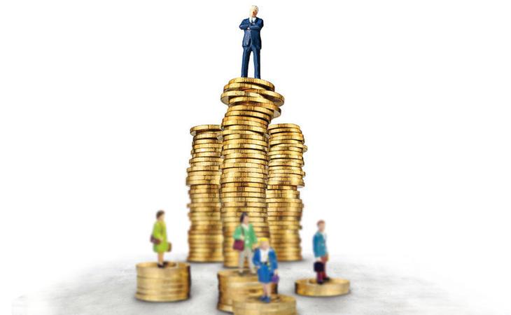 Redistribución de la riqueza