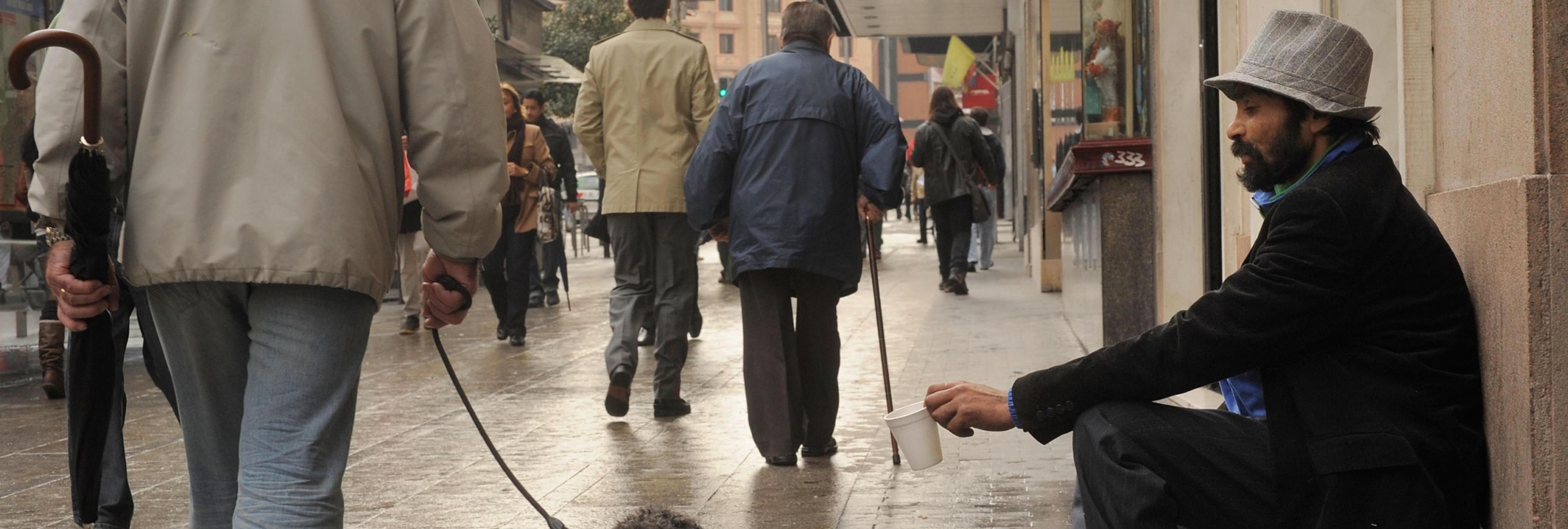 España va bien sólo para los ricos, los demás cada vez más pobres