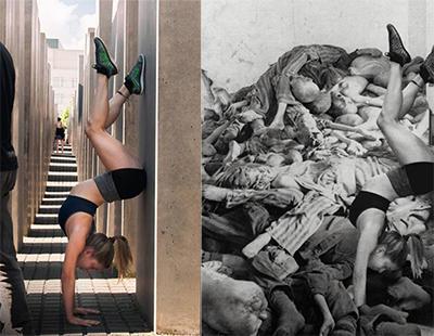 Yolocaust: el postureo no cabe en un monumento al Holocausto