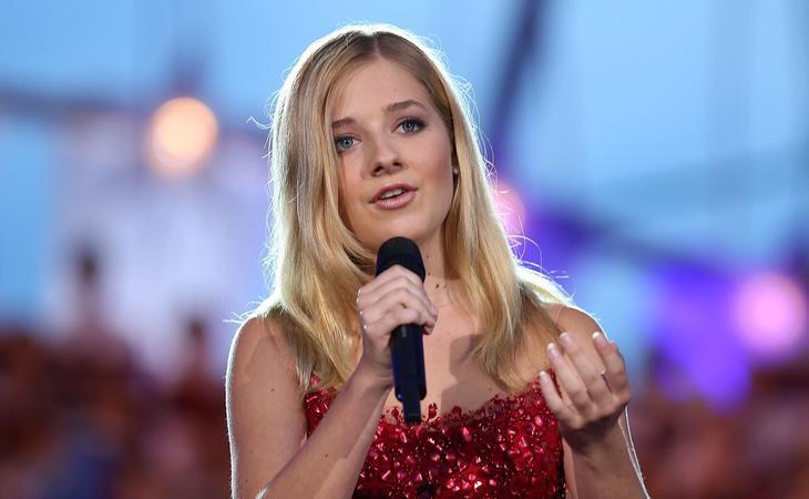 Quedó segunda en 'America's Got Talent' y acudirá a la investidura