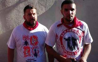 Ultras del Sevilla dedican un partido a 'El Prenda', detenido por la violación grupal de los Sanfermines