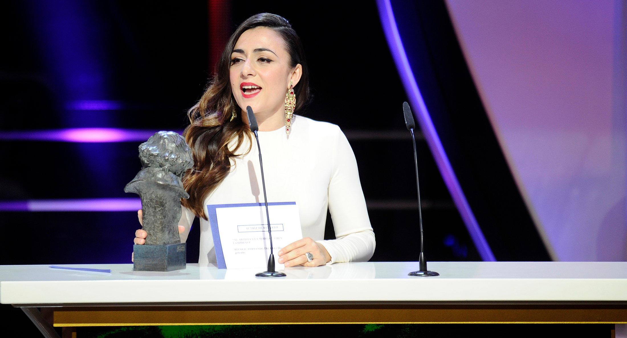 Candela Peña fue criticada por denunciar los recortes que todos aún sufrimos
