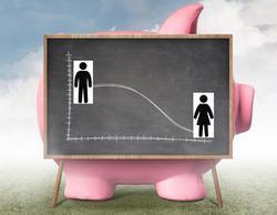 Brecha salarial en las pensiones: las mujeres cobran un 40% menos