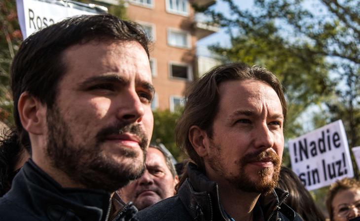 Iglesias ha cedido ante Errejón dificultando la posibilidad de una fusión con Izquierda Unida