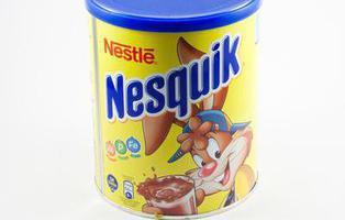 Compra un bote de Nesquik y encuentra dentro un cuarto de kilo de cocaína