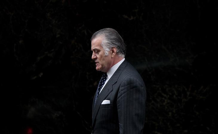 El extesorero del PP, Luis Bárcenas, se enfrenta a 42 años de cárcelo por varios delitos relacionados con la corrupción