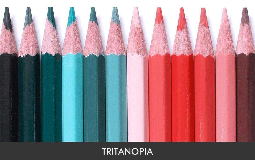 Tritanopia