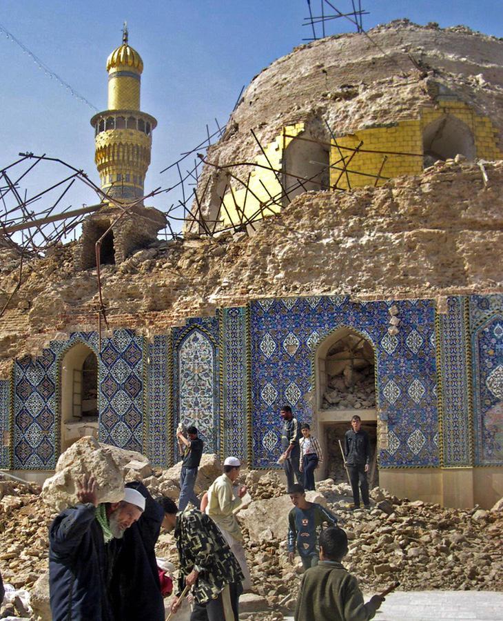 Los musulmanes chiíes han sido objeto constante de grupos como el autodenominado 'Estado Islámico'