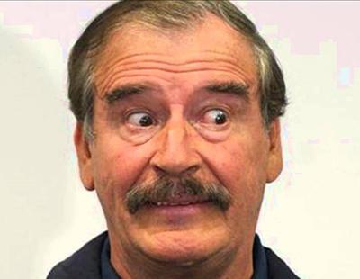 Vicente Fox, un expresidente mexicano que demuestra abiertamente su antipatía hacia Trump en Twitter