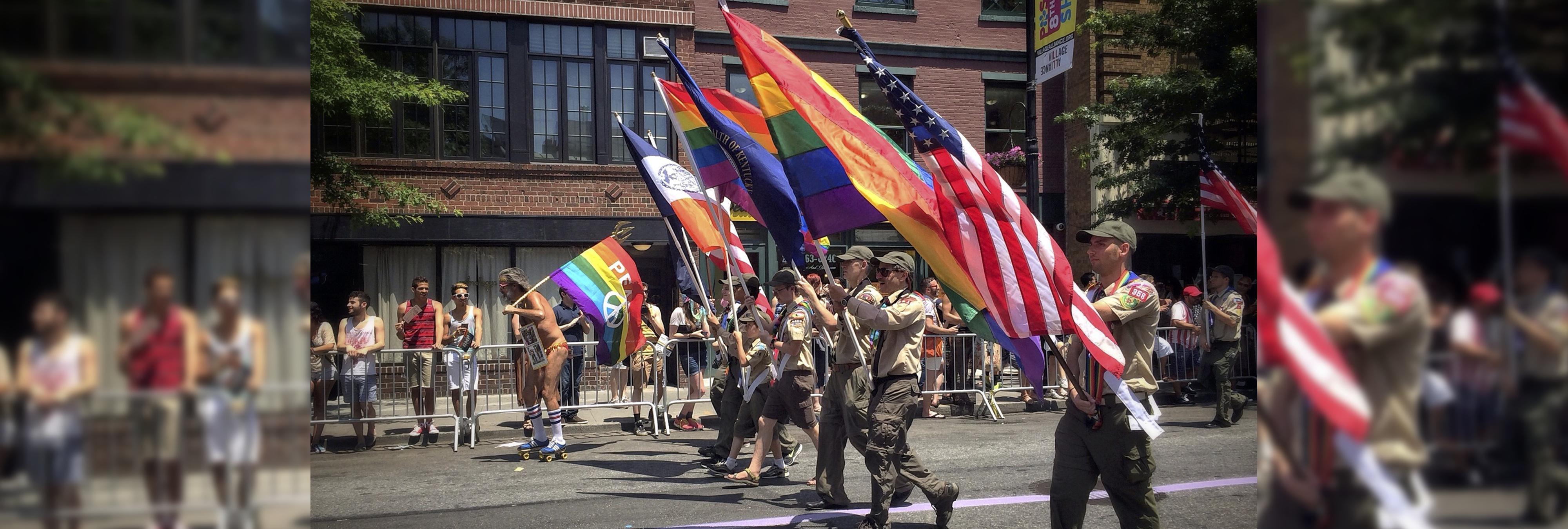 Los Boy Scouts de EE.UU. rectifican: los menores trans serán bienvenidos