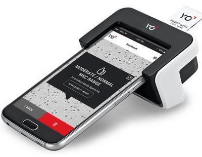 Inventan un accesorio para el móvil que te hace la prueba de fertilidad