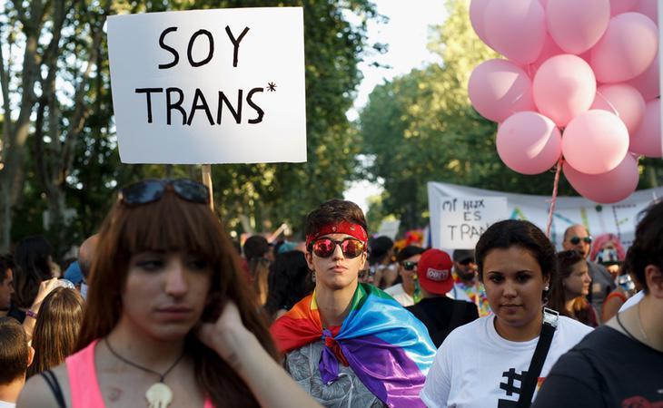 Los colectivos trans consideran que la nueva definición les sitúa en una situación de inferioridad