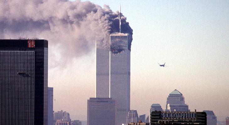 Los atentados del 11 de septiembre en Nueva York
