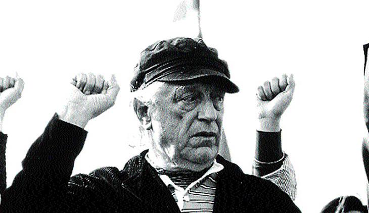 Alberti, de poeta en el exilio a diputado en las primeras elecciones tras Franco