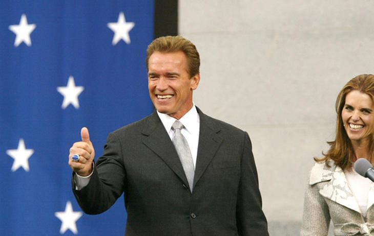 Cuando Terminator se convirtió en 'Governator'