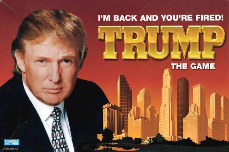 Donald Trump dijo a Obama este año la frase que popularizó en su reality: Estás despedido