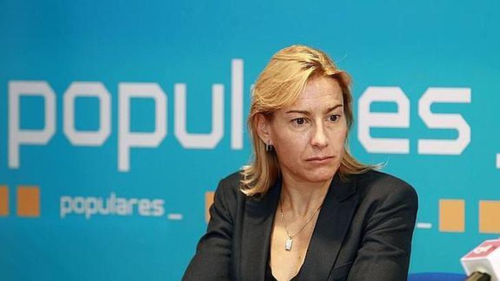Ni los líos judiciales pararon la carrera política de Marta Domínguez