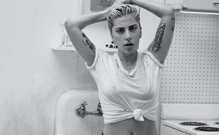 Lady Gaga, imagen de la nueva colección de Tiffanys