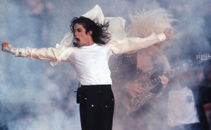 El show de Michael Jackson marcó un antes y un después en la historia de la Super Bowl