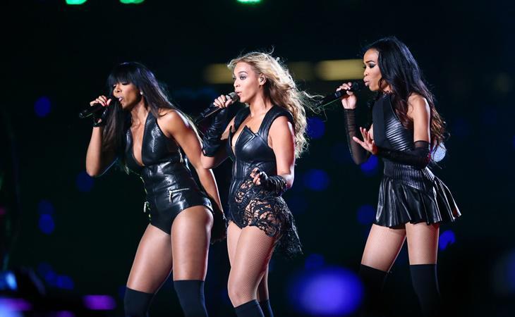 Reencuentro de las Destiny's Child en el escenario