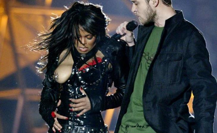 El descuido de Janet Jackson es uno de los escándalos más recordados en la historia de la música internacional