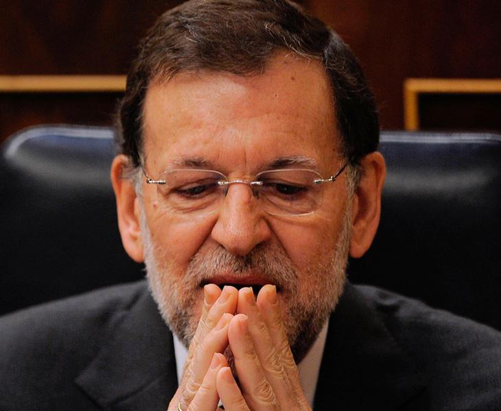 Mariano Rajoy, recordando a