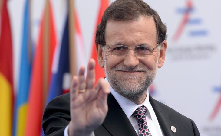 Mariano Rajoy siempre ha sabido dar la cara ante la prensa