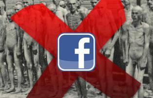 Facebook censura una imagen del Holocausto por contener desnudos