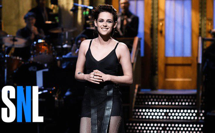Kristen Stewart en Saturday Night Live