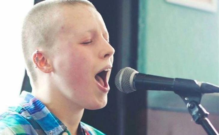 El joven había realizado un concierto benéfico para la organización que se había encargado de ayudarle, pero jamás les entregó el dinero