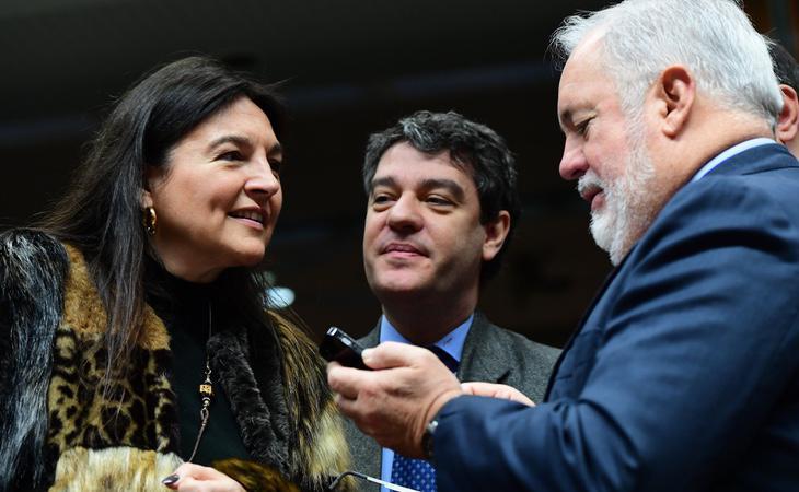Álvaro Nadal en la Comisión Europea