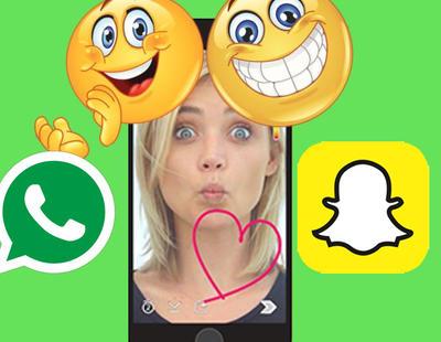 Llegan las WhatsApp stories, la nueva copia de Snapchat