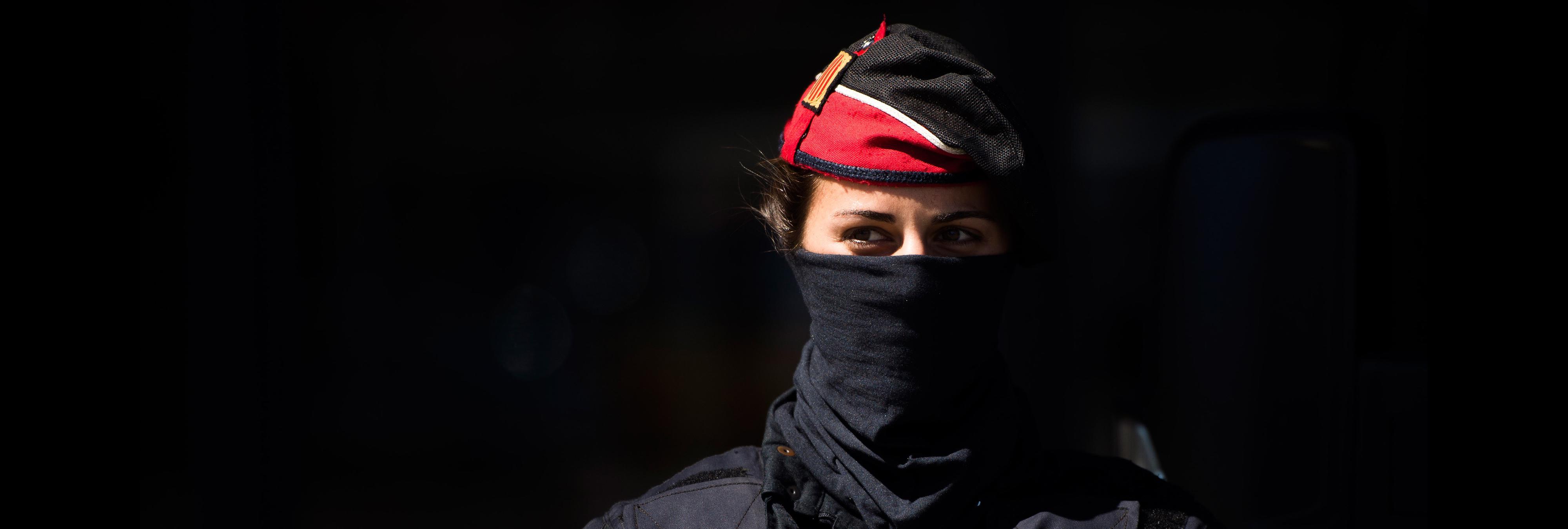Insultar a Puigdemont si eres Mosso d'Esquadra puede salir caro