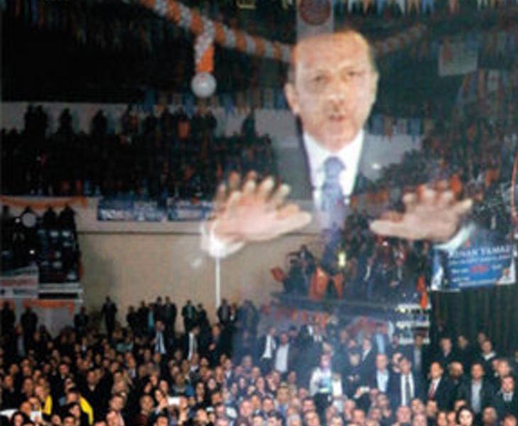 Erdogan y su aparición mesiánica