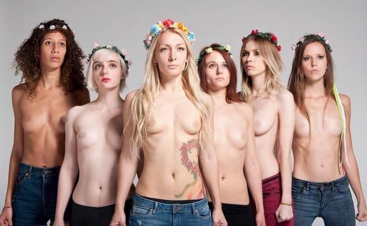 La aceptación de nuestro cuerpo y la libre decisión de cómo decidimos mostrarlo forma parte de la lucha feminista