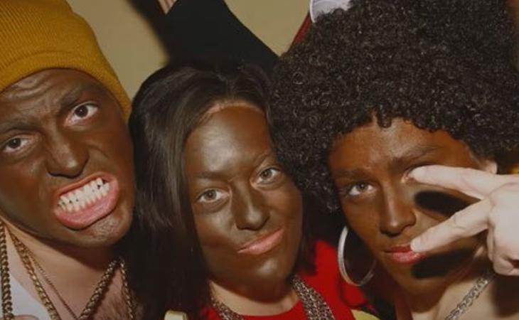 Imagen del teaser de 'Dear White People'