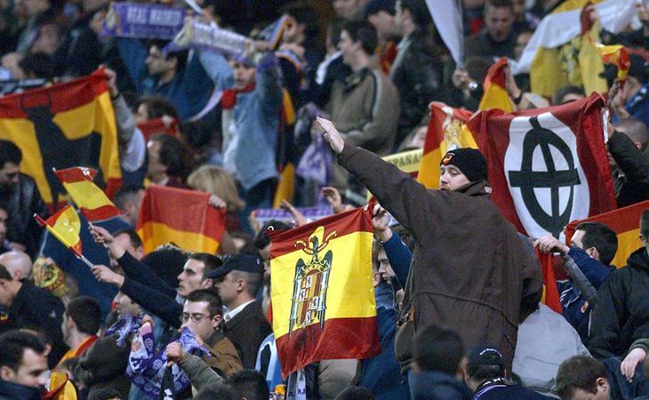 Los fenómenos 'ultra' de los estadios pueden acabar derivando en actitudes violentas