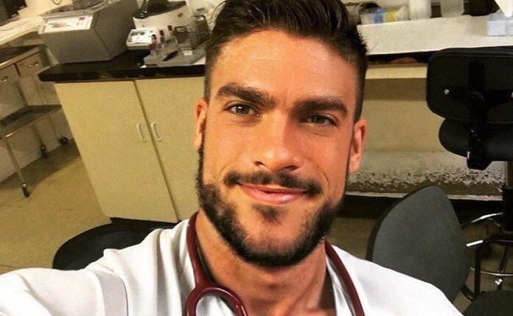 Fran Suárez, el enfermero más deseado de España (Instagram)