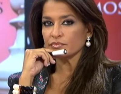 Aída Nízar revela la identidad del político del PP con el que tuvo un 'bad romance'
