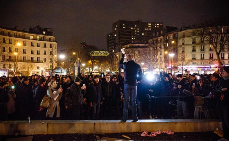 Las manifestaciones han recorrido estos días toda Francia