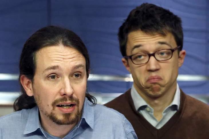 La feroz oposición de Errejón a Iglesias, frente al relax de Rajoy