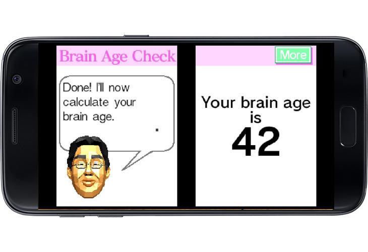 Entrenar el cerebro con tu móvil es más sencillo que en una portátil.