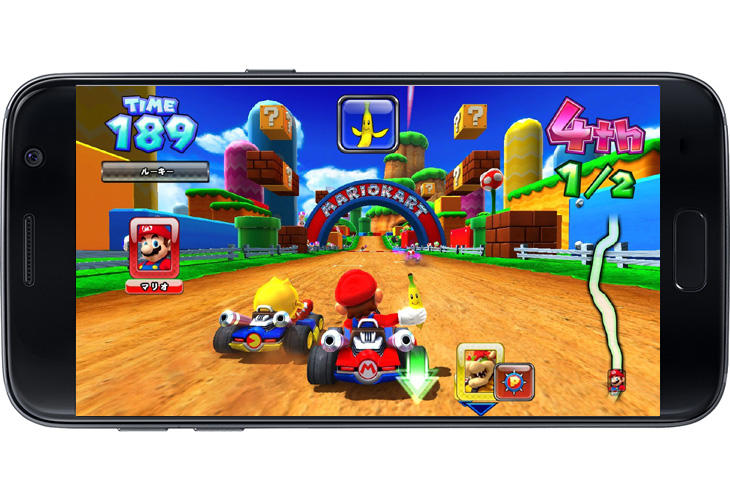 Un 'Mario Kart' móvil podría ser un pelotazo